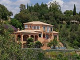 Property Of Refined Mediterranean mansion for sale with breath