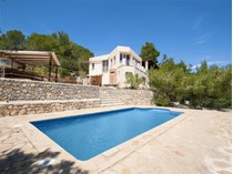 Maison unifamiliale for sales at Villa With Open Views To South Coast    San Jose, Ibiza 07830 Espagne