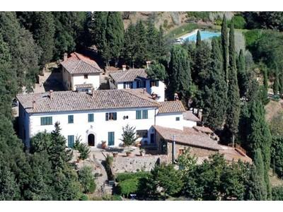 Villa for sales at Borgo panoramico sulle colline del Chianti  Greve In Chianti, Firenze 50022 Italia