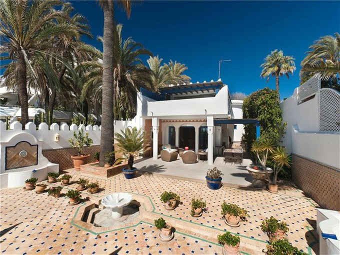Other Residential for sales at A truly and magnificent front line beach residence  Marbella, Costa Del Sol 29600 Spain