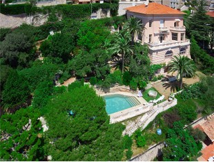 Single Family Home for sales at Belle Epoque villa to Renovate in Beaulieu sur Mer  Beaulieu, Provence-Alpes-Cote D'Azur 06310 France