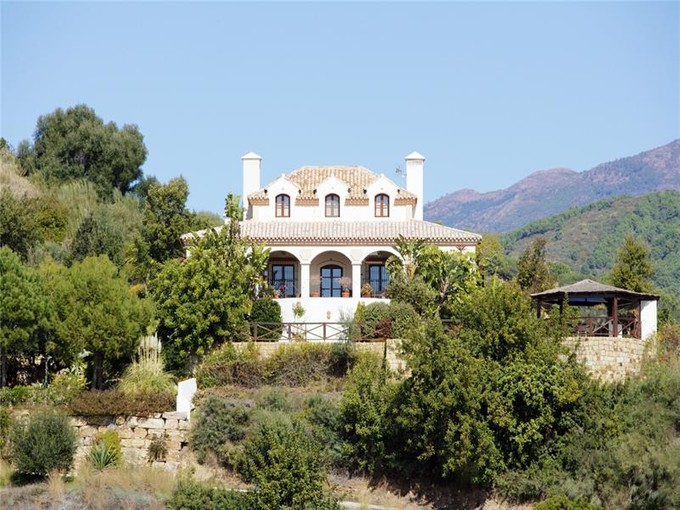 一戸建て for sales at Caribean style villa with panoramic views in 24 ho  Benahavis, Costa Del Sol 29679 スペイン