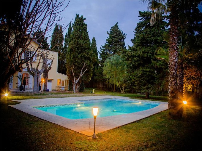 Single Family Home for sales at MONTPELLIER SUPERBE VILLA ART DECO  Montpellier, Languedoc-Roussillon 34000 France