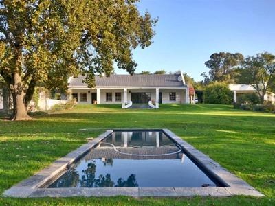 農場 / 牧場 / 種植場 for sales at Lifestyle farm close to Stellenbosch  Stellenbosch, 西開普省 7600 南非