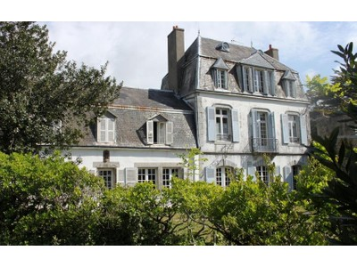 Casa Unifamiliar for sales at South-Finistery. Small sea view for this charming  Other Brittany, Bretaña 29350 Francia