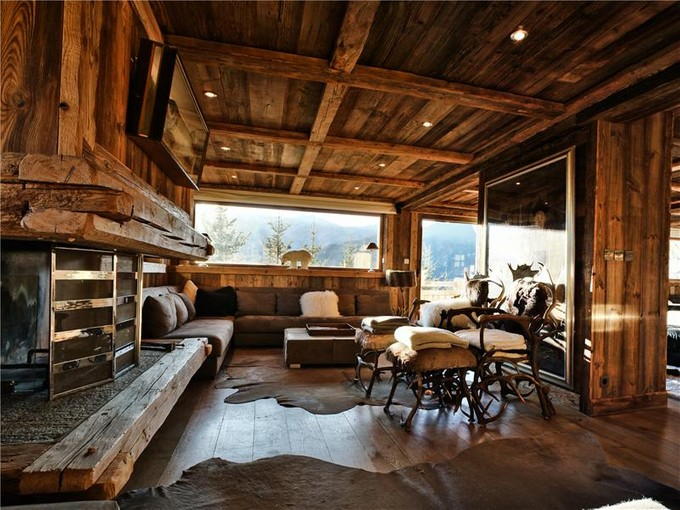 Single Family Home for rentals at Chalet COME  Megeve, Rhone-Alpes 74120 France