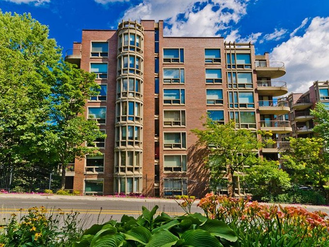 "共管式独立产权公寓 for sales at ""Fort de la Montagne"" 3577 Av. Atwater, apt. 702 Montreal, 魁北克省 H3H 2R3 加拿大"