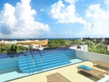 Condominium for sales at MAAN UJ ENVIROMENTAL FRIENDLY BUILDING  Playa Del Carmen, Quintana Roo 77710 Mexico