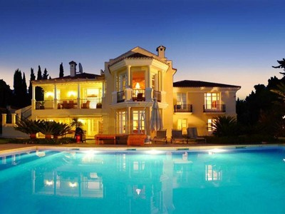 Einfamilienhaus for sales at Villa on the heart of the golden mile  Marbella, Costa Del Sol 29600 Spanien