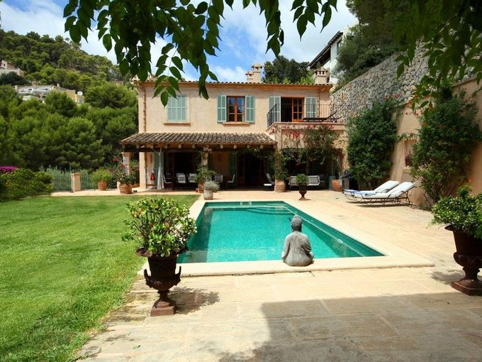 Multi-Family Home for sales at Villa in Majorcan style with harbor views  Andratx, Mallorca 07157 Spain