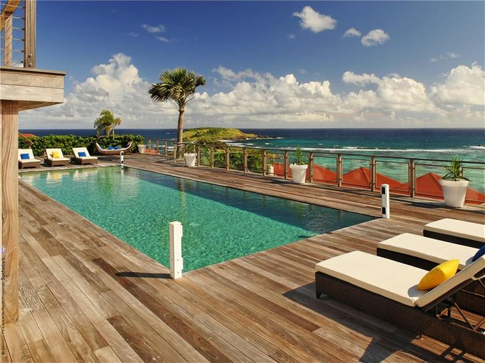 Casa Unifamiliar for sales at Villa L'Ensoleillée    Grand Cul De Sac, Ciudades En St. Barthélemy 97133 St. Barthelemy