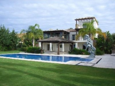 Single Family Home for sales at Recently completed Finca Style villa   Estepona, Costa Del Sol 29680 Spain
