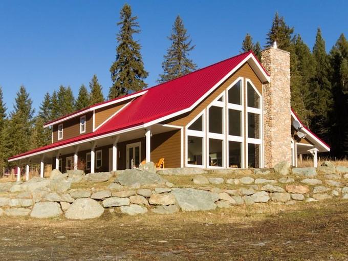 Fazenda / Rancho / Plantação for sales at Tod Mountain Guest Ranch 3968 Heffley-Louis Creek Rd  Sun Peaks, Columbia Britanica V0E 1Z1 Canadá