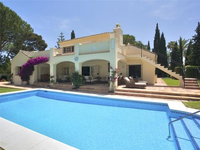 Частный односемейный дом for sales at Stunning panoramic views to La Concha mountain  Marbella, Costa Del Sol 29679 Испания
