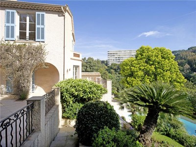 Çok Ailelik Ev for sales at OLD MANOR – SEA VIEW  Cannes, Provence-Alpes-Cote D'Azur 06400 Fransa