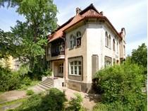 Single Family Home for sales at Art nouveau villa in Hradcany  Hradcany, Prague 16000 Czech Republic
