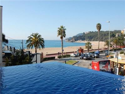 獨棟家庭住宅 for sales at Modern beachfront villa  Lloret De Mar, Costa Brava 17310 西班牙