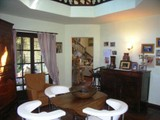 Property Of Rustic style villa located in an excellent gated c