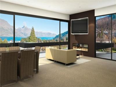 公寓 for sales at The Penthouses, 22 Hallenstein Street, Queenstown  Queenstown, 南部湖區 9300 新西蘭
