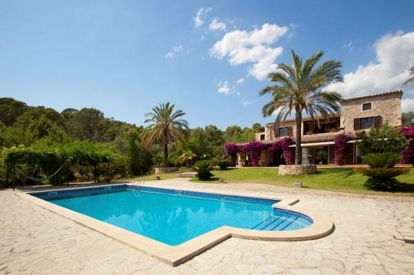 Single Family Home for sales at Finca with views over the Mallorcan countryside    Bunyola, Mallorca 07110 Spain