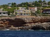 Property Of Magnificent front line Villa in Santa Ponsa