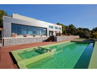 獨棟家庭住宅 for sales at Vanguardistic Villa In Costa Den Blanes  Calvia, 馬婁卡 07181 西班牙