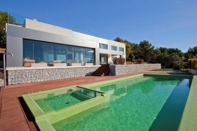 단독 가정 주택 for sales at Vanguardistic Villa In Costa Den Blanes  Calvia, 말로카 07181 스페인