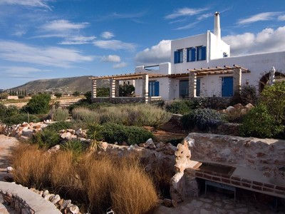 Nhà ở một gia đình for sales at Villa Alkanna Aliki Paros, Nam Aegean 84400 Hy Lạp