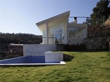Property Of Modern and bright villa with sea views in Playa de