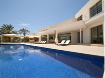 Maison unifamiliale for sales at Impressive Villa With Fabulous sea Views  Vista Alegre, Ibiza 07817 Espagne