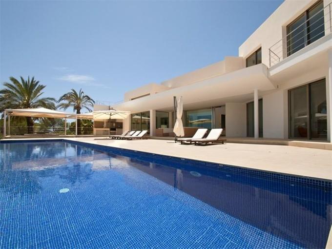 Maison unifamiliale for sales at Impressionnante villa avec vues sur la mer  Vista Alegre, Ibiza 07817 Espagne