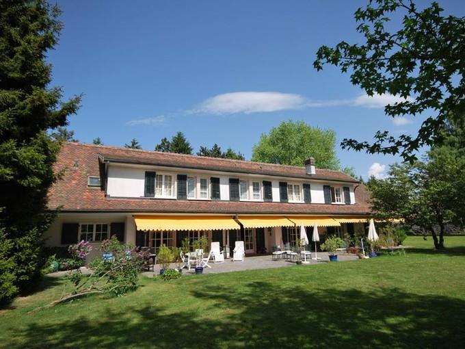 단독 가정 주택 for sales at 12-room estate home  Epalinges, 바우드 1066 스위스