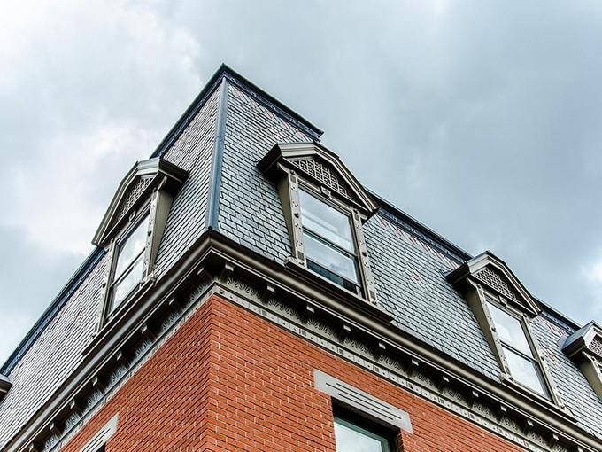 Maison avec plusieurs logements for sales at Downtown   Quadruplex   Downtown, Montreal, Québec H2L 2V1 Canada