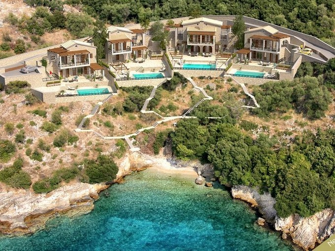 Maison unifamiliale for sales at Sivota Sea Front Villas Syvota Other Greece, Autres Régions De Grèce 46100 Grèce