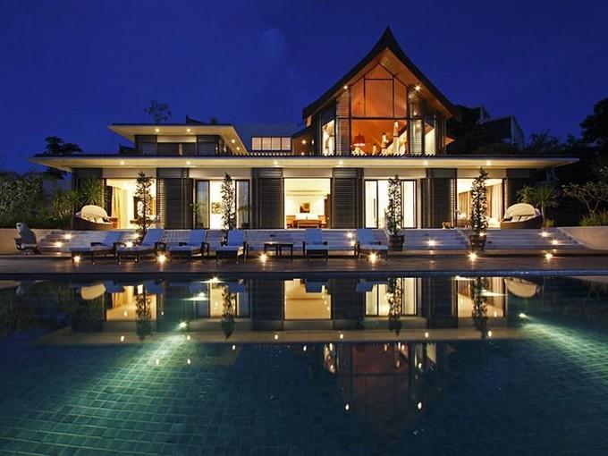 Casa Unifamiliar for sales at Stunning Direct Waterfront Villa Cape Yamu Cape Yamu, Bangkok 83110 Tailandia