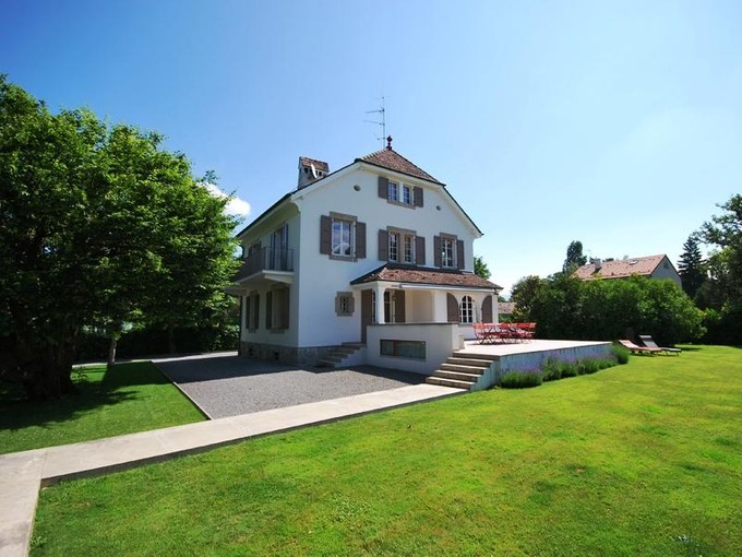 Villa for sales at Superb manor property  Geneve, Ginevra 1224 Svizzera