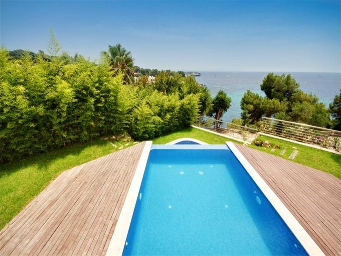 Multi-Family Home for sales at Stunning newly-built villa in Old Bendinat  Portals, Mallorca 07181 Spain