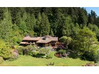 Casa Unifamiliar for sales at A Waterfront Estate Property 5345 Indian River Drive North Vancouver, British Columbia V7G 2T6 Canadá