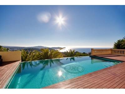 Single Family Home for sales at Sea view villa in Costa de la Calma  Santa Ponsa, Mallorca 07180 Spain