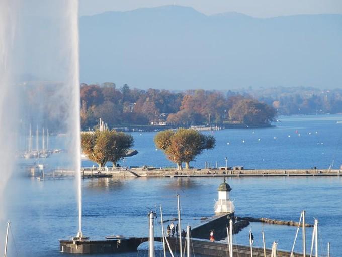 Appartamento for sales at Superb apartment on the waterfront  Geneve Centre, Geneve 1207 Switzerland