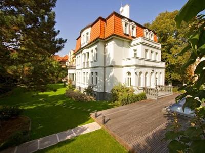 Single Family Home for sales at Luxurious villa  Bubenec, Prague 16000 Czech Republic