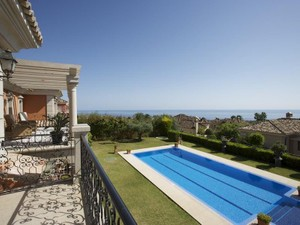 Additional photo for property listing at Impressive palatial style villa In Sierra Blanca  Marbella, Costa Del Sol 29600 Spanien
