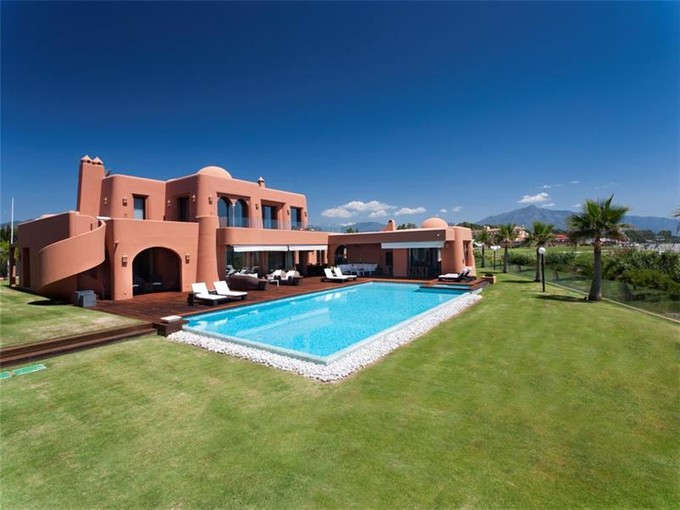 Single Family Home for sales at An Inspiring property  Marbella, Costa Del Sol 29670 Spain