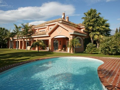 Vivienda unifamiliar for sales at A Superior Elegant And Most Distinctive Residence    Marbella, Costa Del Sol 29670 España