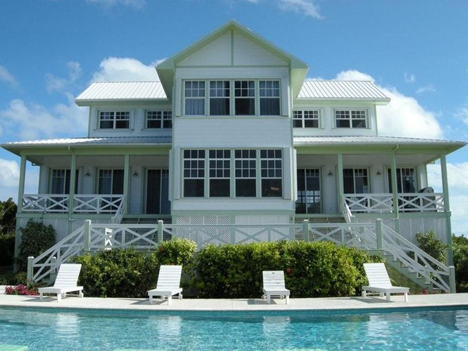 Maison unifamiliale for sales at Panoramic Orchid Bay Guana Cay, Abaco . Bahamas