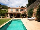 Property Of Villa in Majorcan style with harbor views
