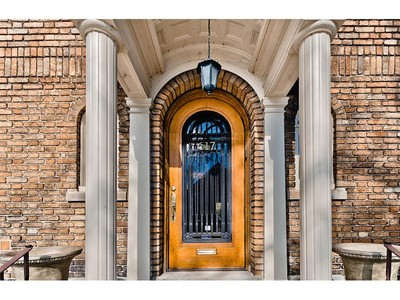 Single Family Home for sales at Exquisite home in Westmount    Montreal, Quebec H3Y 2Y3 Canada