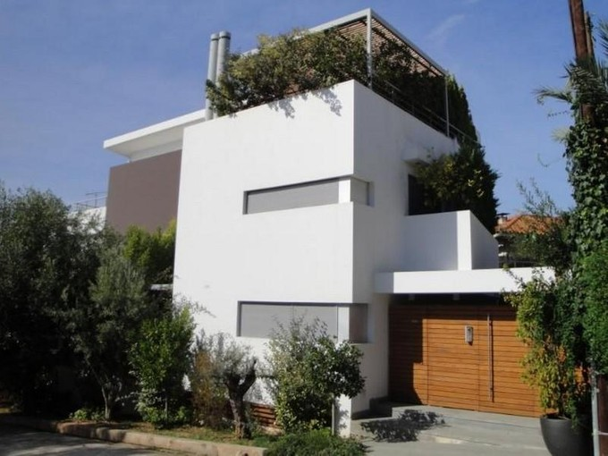 Maison unifamiliale for sales at Modern High Tech House Glyfada Glyfada, Attiki 16675 Grèce