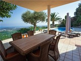 Property Of Detached house with panoramic sea views