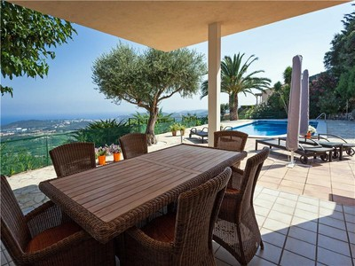 Einfamilienhaus for sales at Detached house with panoramic sea views    Platja D Aro, Costa Brava 17250 Spanien